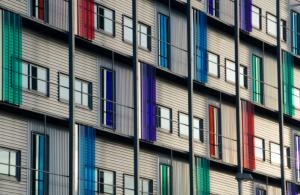 Serão as fachadas em metal uma moda momentânea