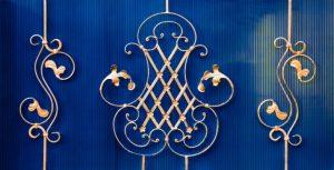 6 tipologias de malhas de metal que pode utilizar como decoração