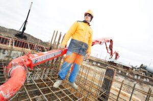 A importância das malhas na construção civil